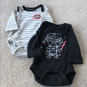 Star Wars Bodysuit Set by babyGap